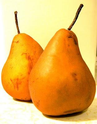 Caramelized pears | Sweet Eats | Pinterest