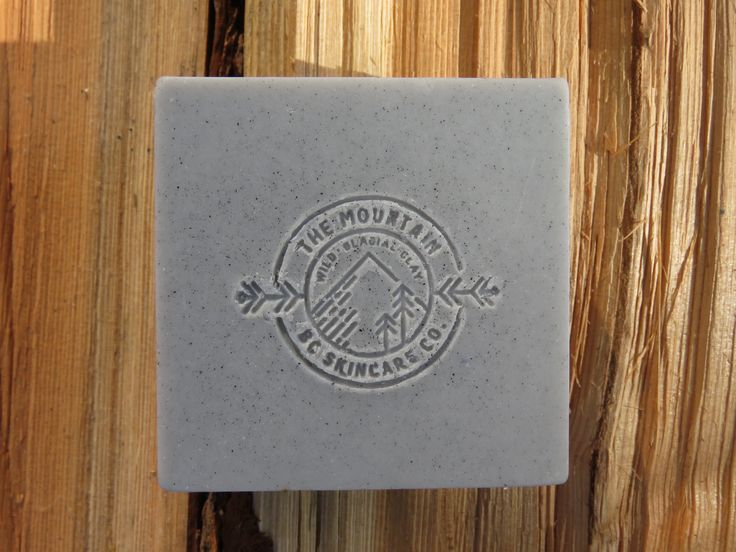 """""""LUMBERJACK"""" ~ (MENS) BC Wild Glacial Clay Organic soap ~ Made by: THE MOUNTAIN: BC SKINCARE CO. for $15.00 CAD bcmnt.skincareco@gmail.com"""