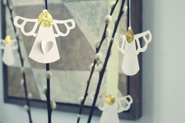 Angel cutouts ♥ helt og aldeles DIY