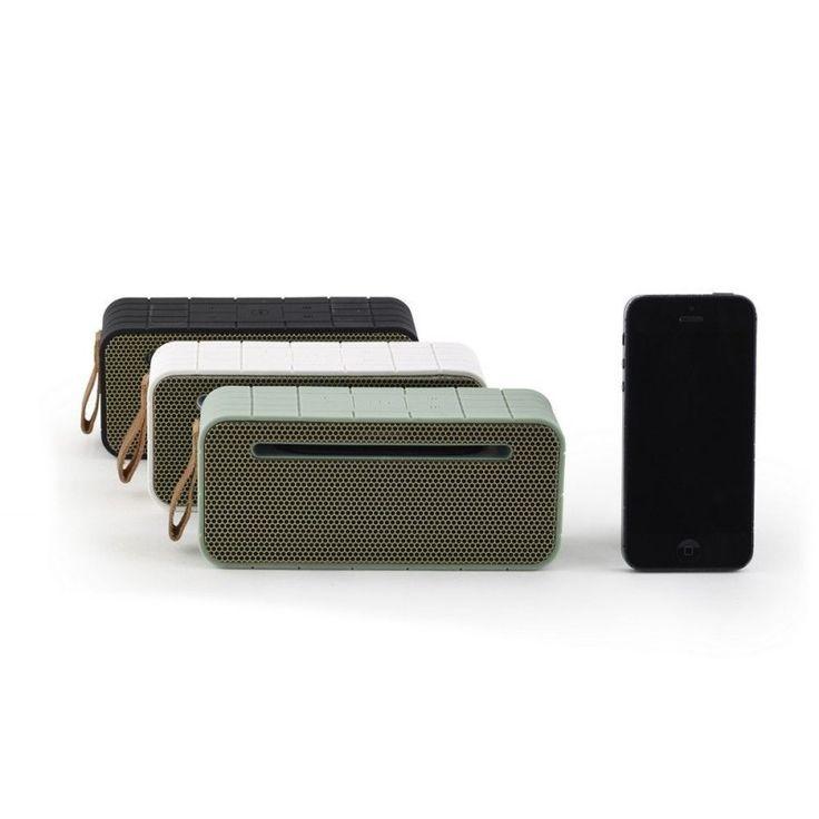 Enceinte Portable Bluetooth Design - Kreafunk