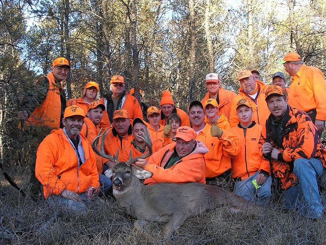 Wisconsin deer hunting at its finest, camaraderie, good friends, new friends and lots of laughs.     Deer Hunting in the Great State of Wisconsin  #wisconsin deer hunting  #deer hunting