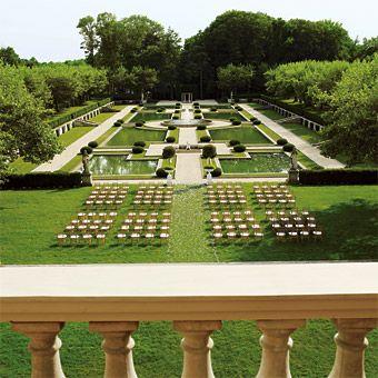 An Estate Wedding