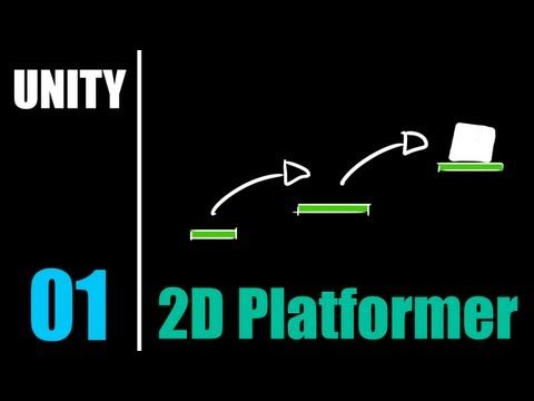 Unity Tutorial: Creating a Scroller/Platformer Game