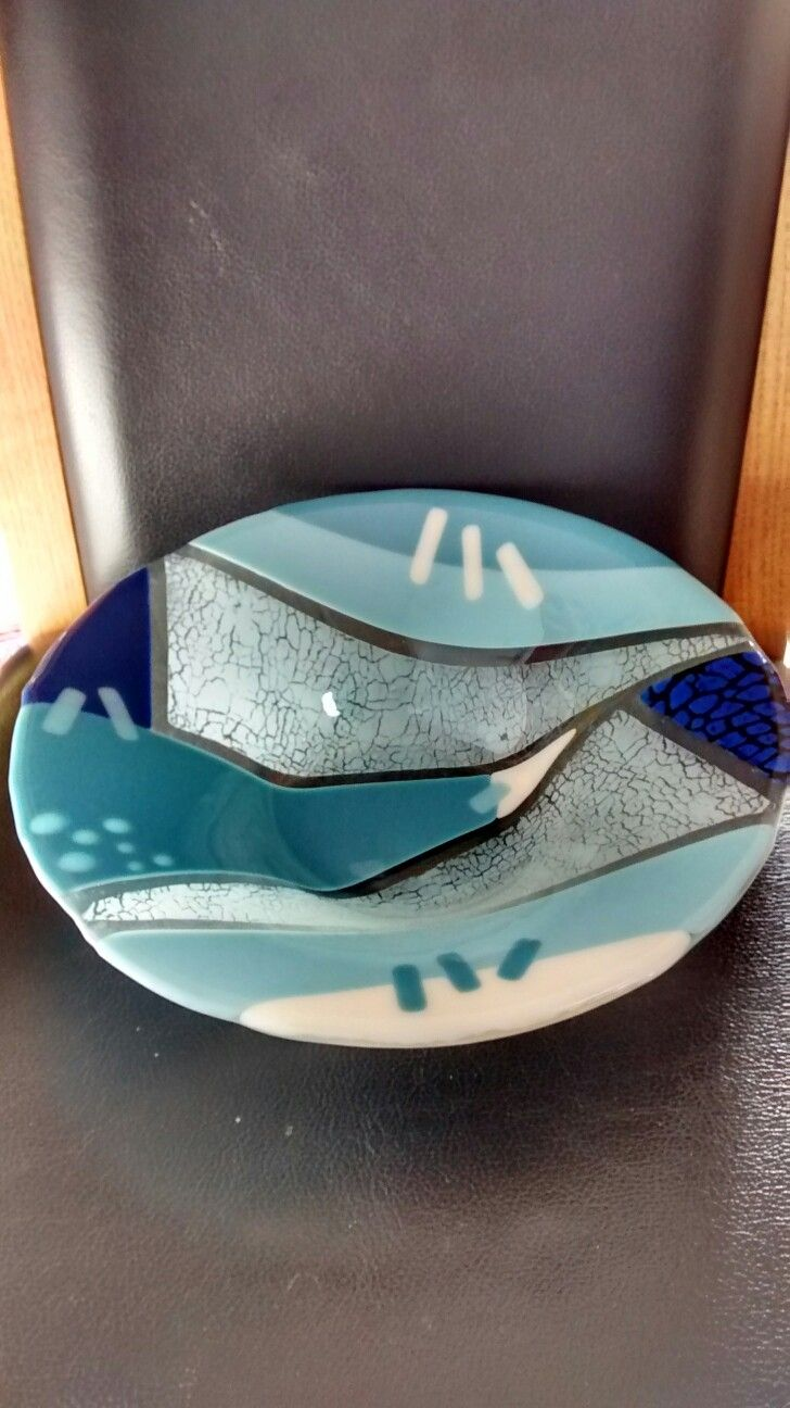 Fused glass - Paula Ragas