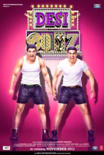 Desi Boyz (2011) Poster