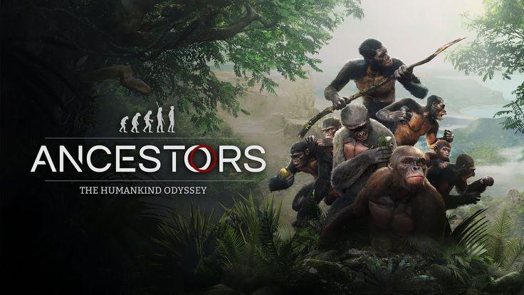 Ancestors The Humankind Odyssey Launch Gameplay Trailer Juegos De Supervivencia Descargar Juegos Para Pc Como Tener Un Bebe