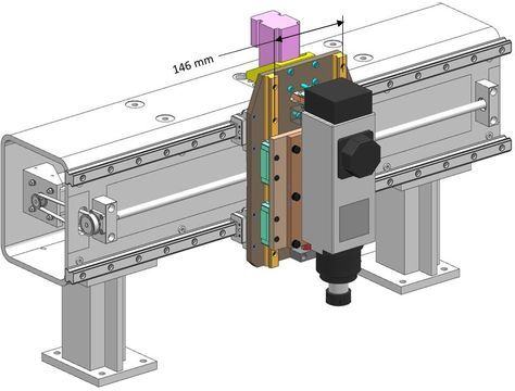 Design And Build Details Of My Custom CNC Router Including CAD Files,  Drawings, And