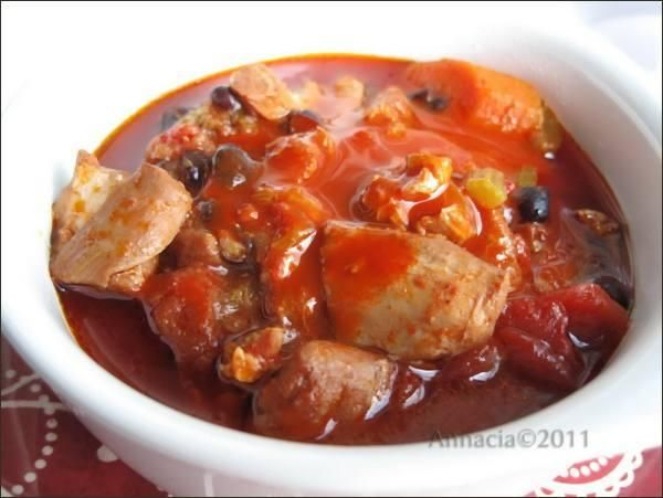 ... & Turkey on Pinterest | Slow cooker turkey, Turkey chili and Chili