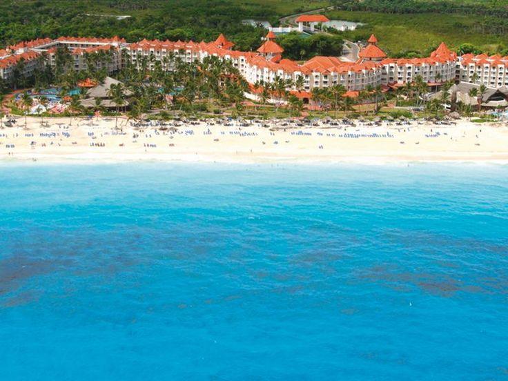 L'hôtel Barceló Punta Cana est situé à Punta Cana. Ce complexe de catégorie Premium, vous propose 7 restaurants de spécialités