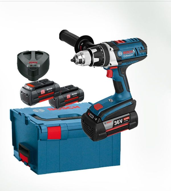 Bosch GSR 36 Ve 2 li 36v Cordless Li ion Professional Drill Driver Body Only