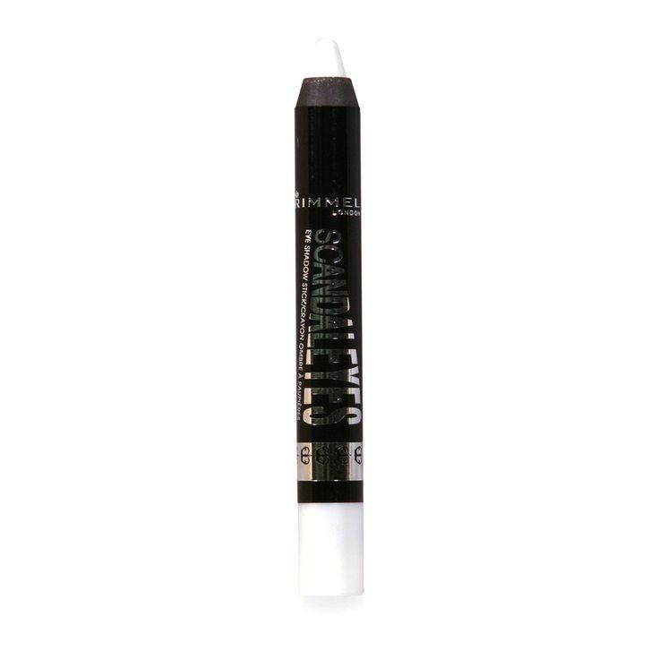 Rimmel Scandaleyes Eyeshadow Stick #rimmel #rimmellondon #makeup #eyeliner #eyeshadow