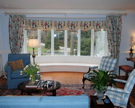 bow window treatments dining room window treatments bay window treatment ideas
