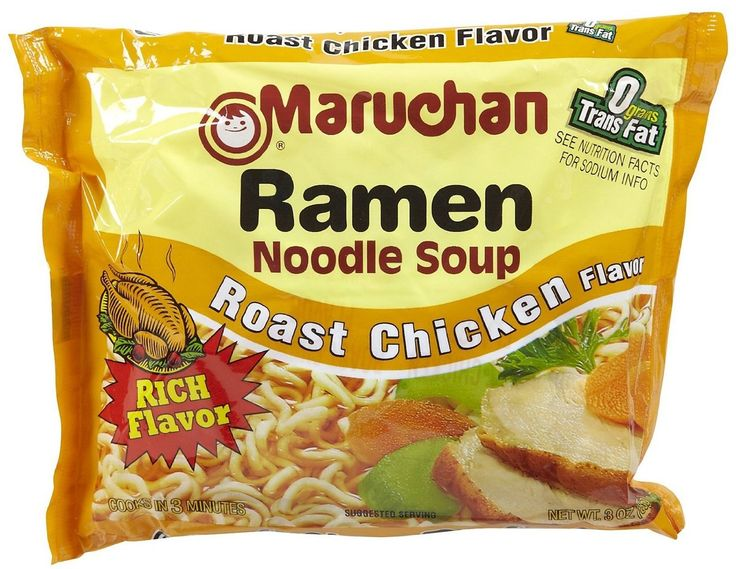 The Best Maruchan Ramen Flavors, In Order