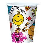Mr Men Party Paper Cups