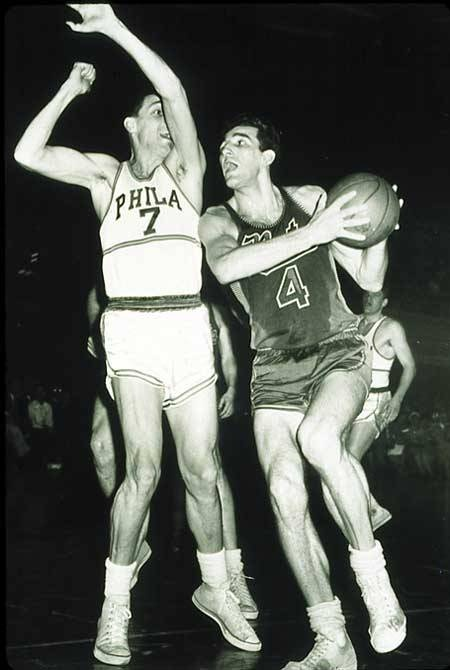 Dolph Schayes - number 4 for the Syracuse Nationals. | Basketball Stuff | Pinterest | Basketball ...