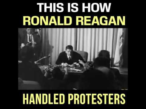 FLASHBACK FRIDAY: If Obama Were Like REAGAN, He'd Say THIS To Crybaby Rioters ⋆ Doug Giles ⋆ #ClashDaily
