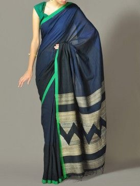 Tribal Jhiri Cotton Saree