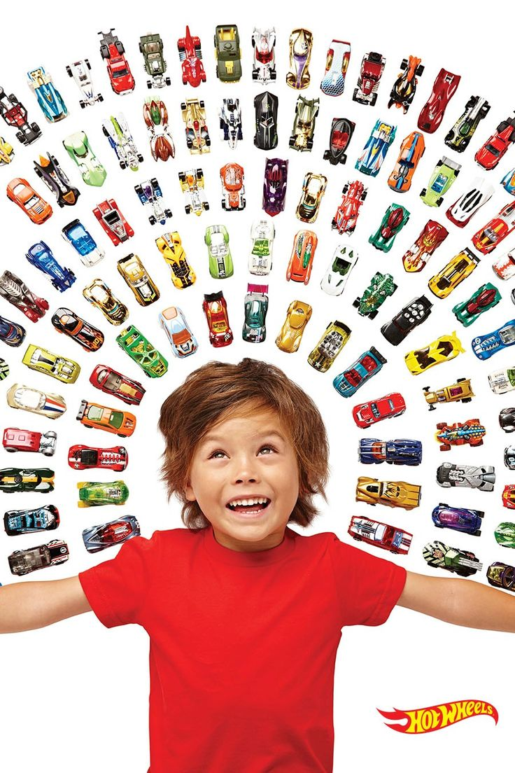 """""""This is just one of the examples of all the great photos you and your kids can create with imagination and Hot Wheels."""""""