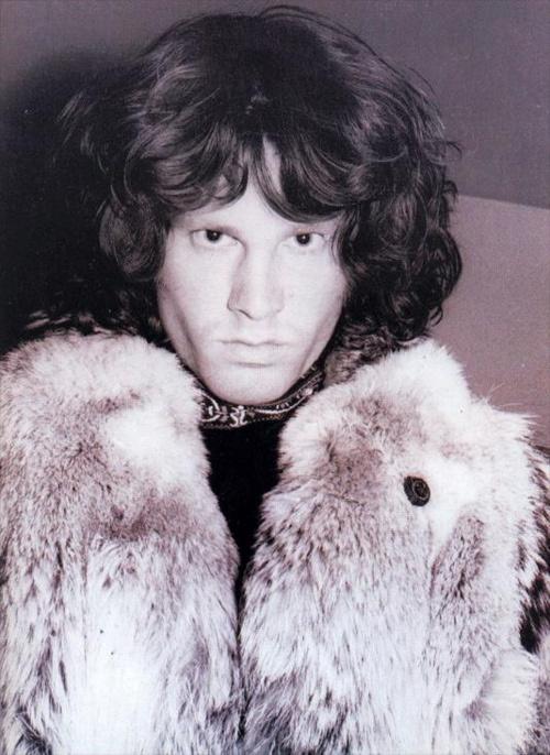 Jim Morrison, 1967.