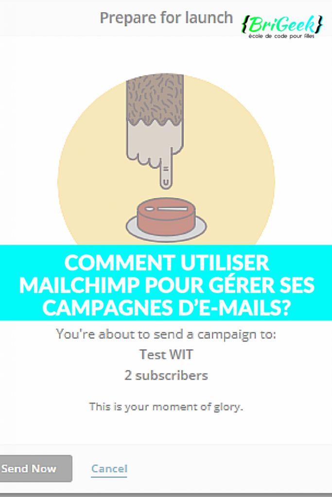 Comment utiliser Mailchimp pour gérer ses campagnes d'e-mails?