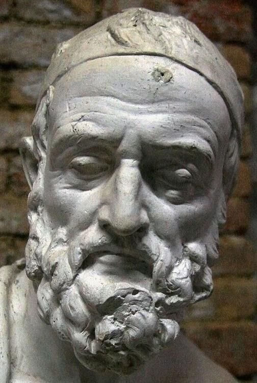 Polybius (born in Megalopolis in c.200 – c.118 BC) - Greek historian of the Hellenistic period noted for his work, The Histories, which covered the period of 264–146 BC in detail. The work describes the rise of the Roman Republic to the status of dominance in the ancient Mediterranean world and included his eyewitness account of the Sack of Carthage in 146 BC. Polybius is also important for his analysis of the mixed constitution or the separation of powers in government.