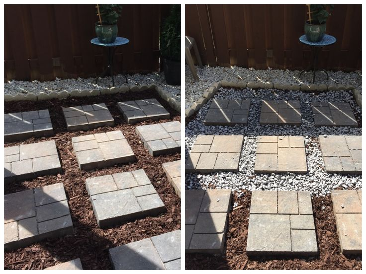 Patio Makeover (Part 2): Laying Concrete Pavers Tutorial — Alchemy Home