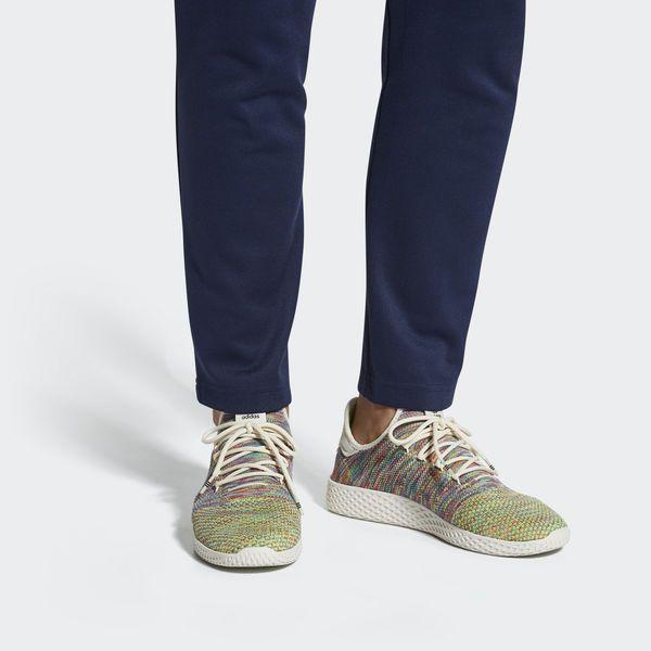 adidas x Pharrell Williams Tennis HU PK Oreo CQ2630 | 43einhalb Sneaker Store