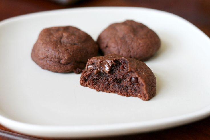 Nutella Fudge Cookies: Hungry Hannah, Cookies Monsters, Chips Cookies, Recipe, Cravings Cookies, Food Food, Nutella Fudge, Fudge Cookies, Foodies Food