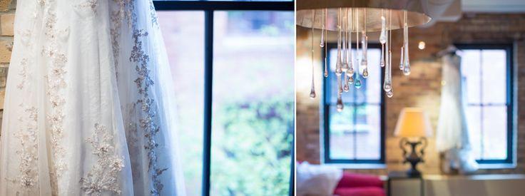 George Restaurant bridal suite