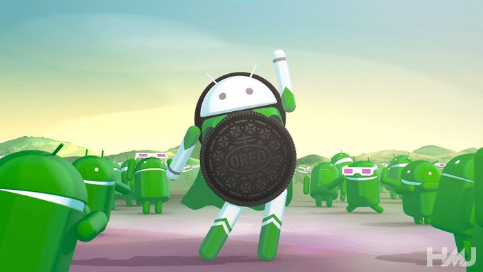 What is Android Oreo in Hindi