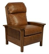 Max Furniture Craftsman II Living Room Recliner  Characteristic of the Arts and Crafts furniture style, the Craftsman II barcalounger offers you a classic mission look, especially evident in the slatted wood arm design paired with the dark oak finish  http://www.maxfurniture.com/detail-Living-Room-Recliners-Craftsman-II-Living-Room-Recliner-57-41539.aspx