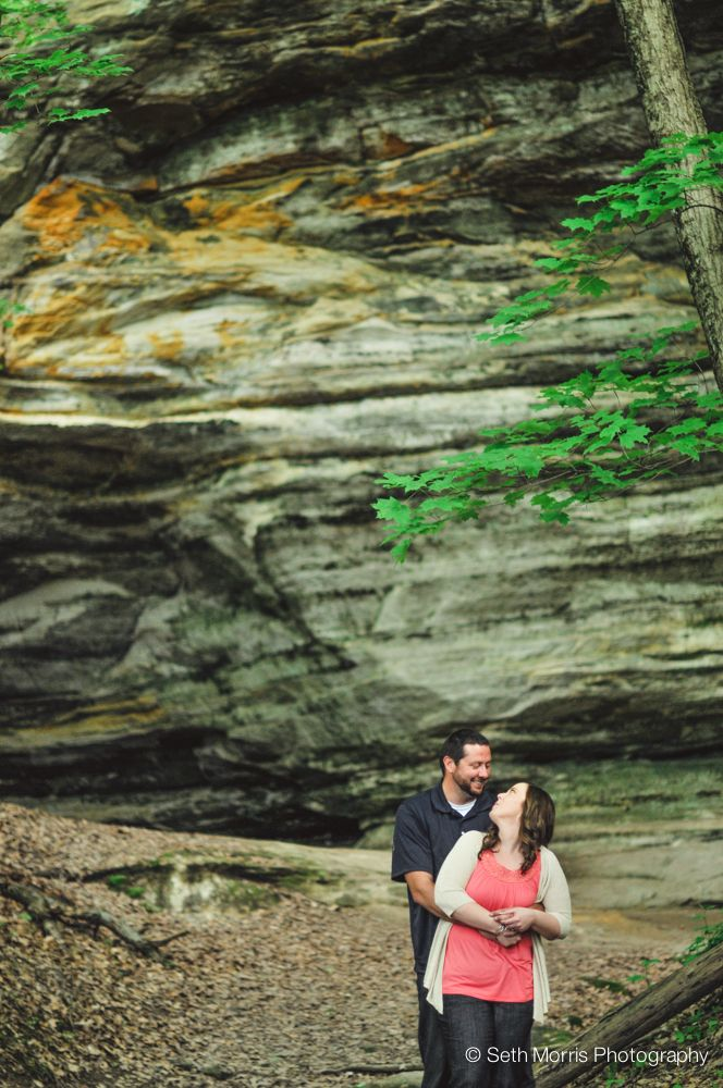 Starved Rock State Park Wedding And Engagement Photographer Seth