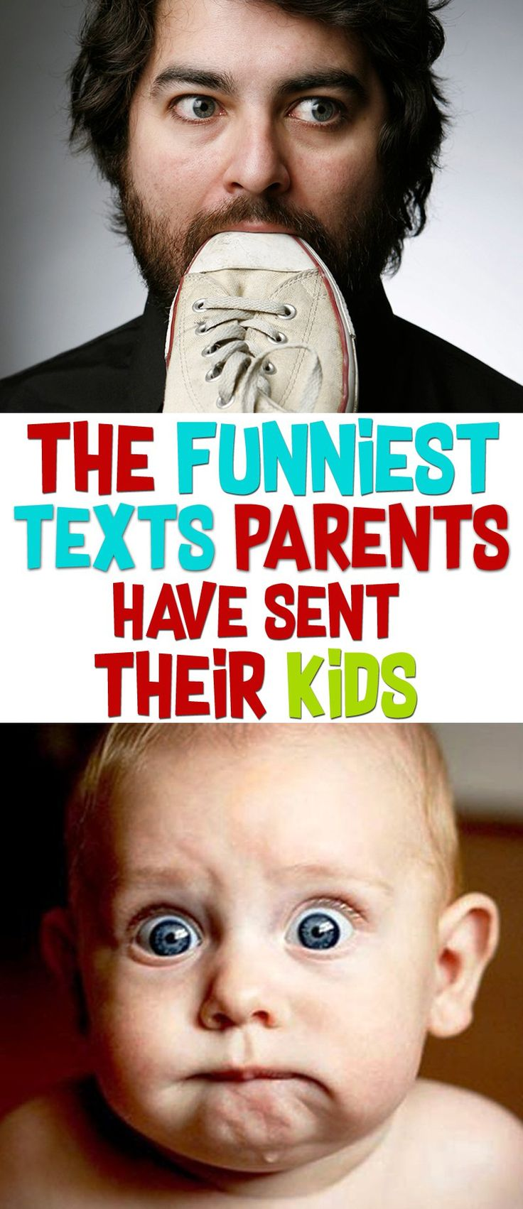 Do you need a good laugh today? These kids have shared the funniest texts they have ever received from their parents. The sent parent messages just remind us that we have awesome moms and dads.