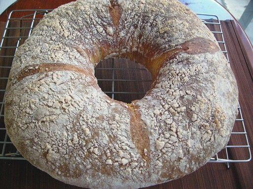 Этот рецепт хлеба у меня самый любимый - 7