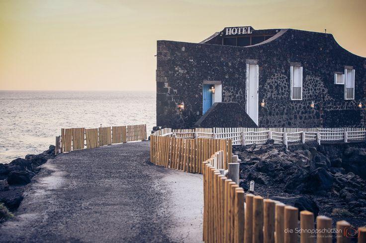 Las Puntas Grande, das ehemals kleinste Hotel der Welt mit Eintrag im Guinessbuch der Rekorde
