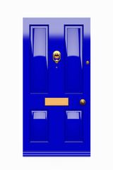 Best Feng Shui Colours for Your NORTH Front Door