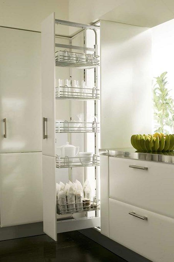 Tall Larder Pull-Out