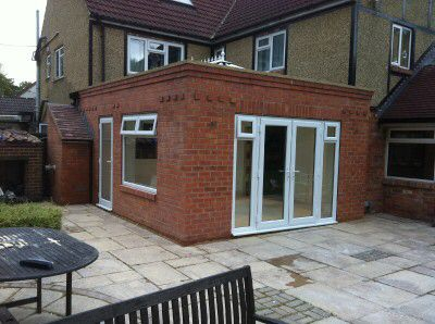 9 Best Images About Parapet On Pinterest Flat Roof Design Orangery Extension And