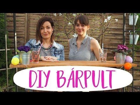 Kerti bútor RAKLAPBÓL!? | 1. rész | Raklap bútor készítés - INSPIRACIOK.HU | Csorba Anita - YouTube