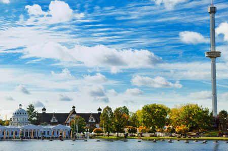 Panoramaturm   Heide Park Resort