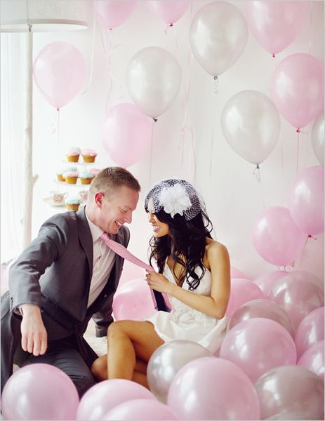 Ellen Ho Photography Sexy Engagement Shoot. 2014 Hottest Wedding Trends-Pink is Back-pastel pink, ballet pink, cotton candy pink, blush, peach, nude