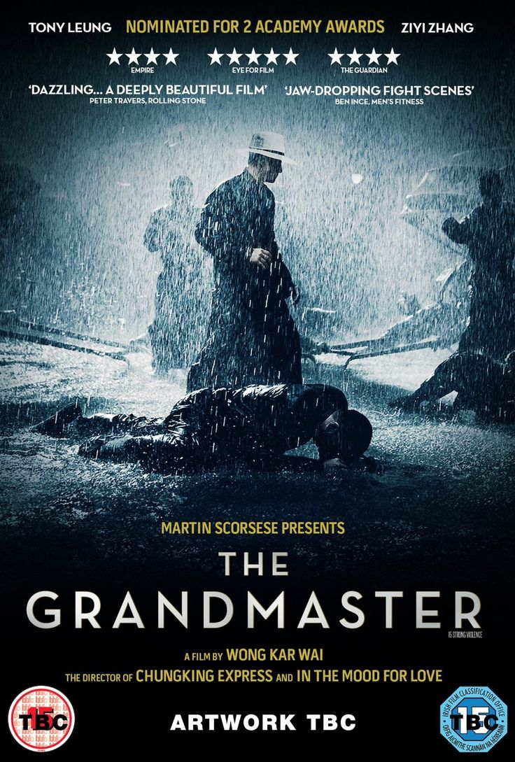 The Grandmaster [Blu-ray]: Amazon.co.uk: Tony Chiu Wai Leung, Cung Le, Qingxiang Wang, Elvis Tsui, Hye-Kyo Song, Kar Wai Wong: DVD & Blu-ray