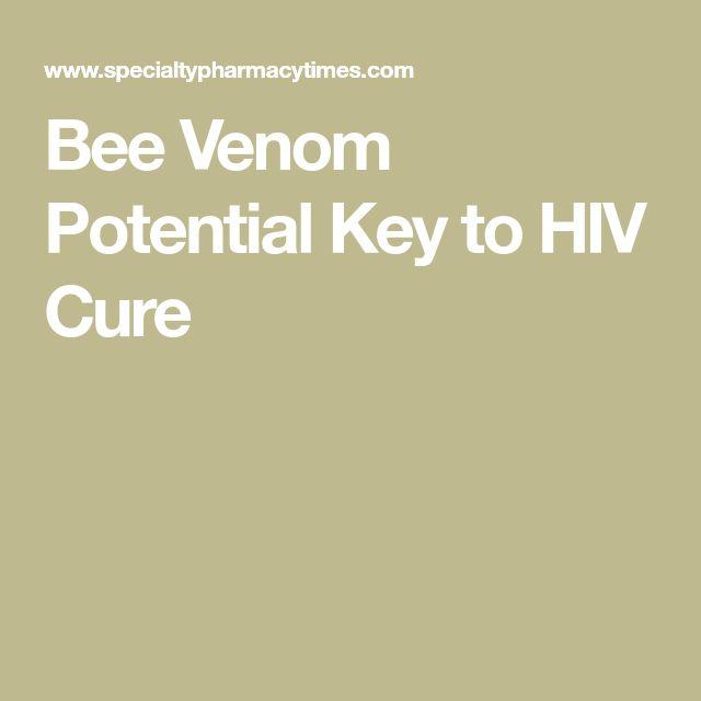 Bee Venom Potential Key to HIV Cure