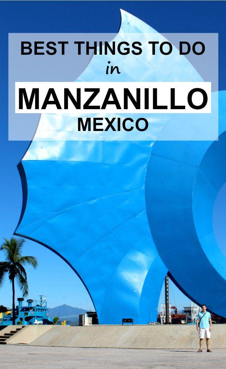 Things to do in Manzanillo Mexio