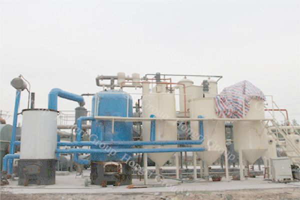 Waste Engine Oil Recycling To Diesel Plant At present, consumption of crude oil is increasing along with number of vehicle is growing continually, and a large amount of waste motor oil has been produced. On the other hand, crude oil price continues to rise and oil resources is declining g……