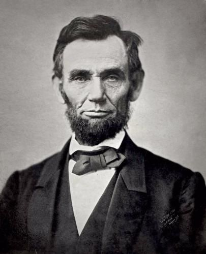 Abraham Lincoln by Alexander Gardner on 8 November 1863 (Library of Congress)