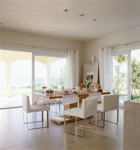 M s de 25 ideas incre bles sobre cocinas abiertas al - Cocinas comedor modernas ...