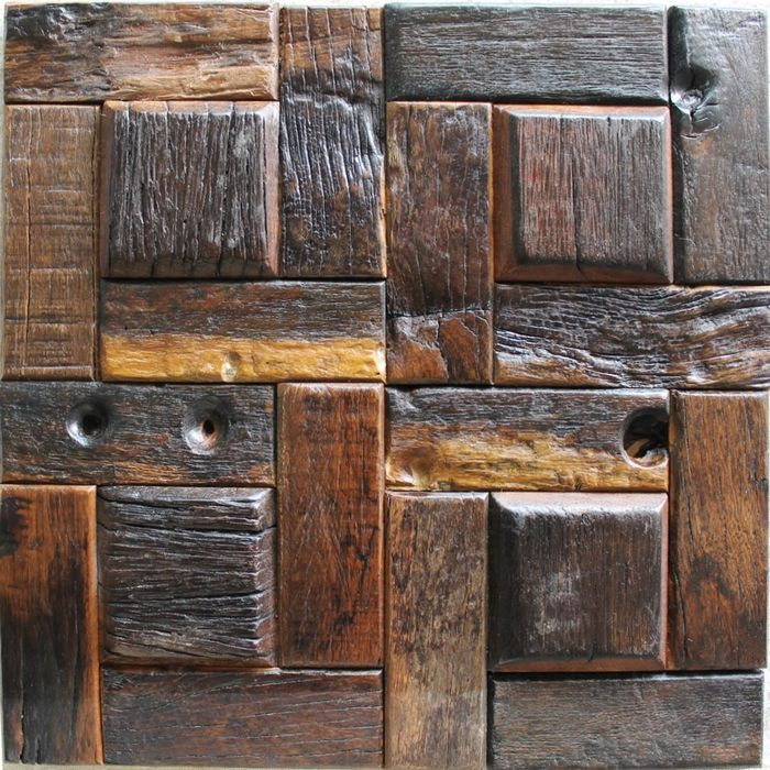 natural  wood decorative tile random pattern,  rustic wood texture wall tile, kitchen wall wooden tiles -in Mosaics from Home Improvement on Aliexpress.com   Alibaba Group