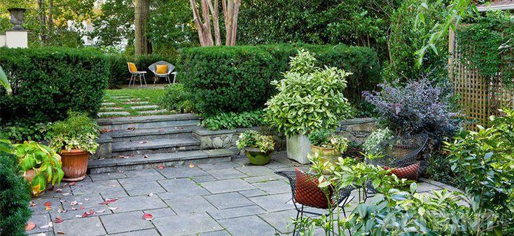 Садовые лестницы. Фотобрейк