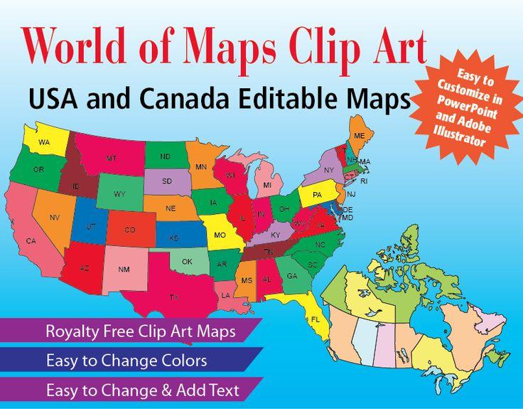 clip art usa map free - photo #49